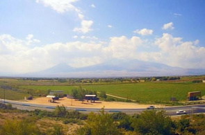 Berg Ararat. Webcams in Eriwan online