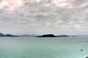 Vaglan Island. Hong Kong Webcams online