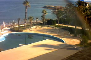 AMARA CLUB MARINE - Webcam der SEA BEACH CAMERA online