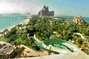 Atlantis The Palm, Dubai - Dubai in Echtzeit