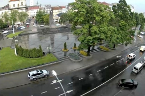 Liberty Avenue - Lviv Webcam online