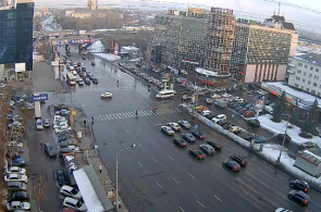 "Business Center DB ""Spiridonov"". Tscheljabinsk Webcam online"