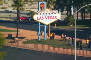 Las Vegas Webcam online
