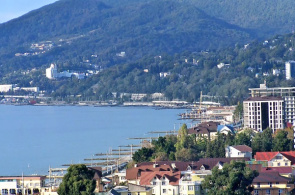 "Pension ""Fregatte"". Panorama-Webcam online"