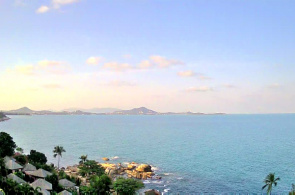 Hotel Vikasa Yoga Retreat Samui Webcam online