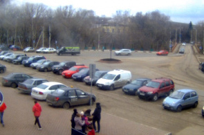 General Kusnezow-Platz. Yakhroma Webcam online