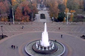 Cathedral Square und Catherine Square Webcam online