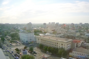 Moskauer Straße. Rostov-on-Don-Webcam online