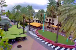 Lincoln Road. Miami Webcams online