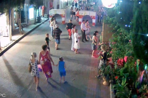 Cypress Alley in der Sudak Webcam online