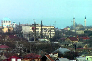 Chapaev St. Evpatoria Webcam online