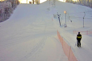 Resort Red Lake. Webcams von St. Petersburg online