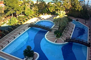 Hotelpool AMARA WING RESORT. Kemer online
