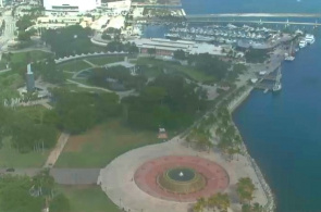 Bayfront Park Webcam online