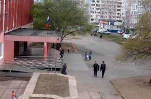 Gymnasium № 8. Webcam Online chabarowsks