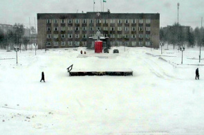 Lenin-Platz. In eine Webcam online