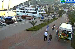 Incekum Resort Webcam online