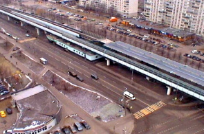 Panorama-Webcam von Süd-Butovo. Moskau Webcams online