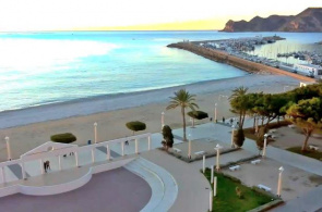 Port Altea. Webcams Valencia