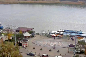 Petrovsky-Brunnen. Rostov-on-Don-Webcam online