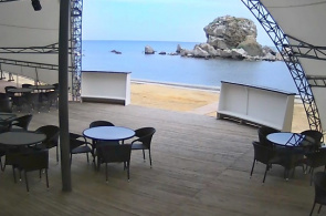 "Beach Entertainment Complex ""MOJITO"" Webcam online"
