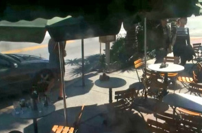 NEWS CAFE Miami Beach Webcam in Echtzeit