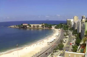 Copacabana Fort Webcam online